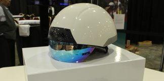 DAQRI smart helmet on box