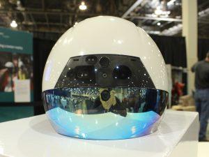 Front facing sensors