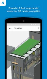 Autodesk BIM 360 Docs Android 3D