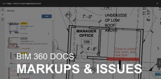 BIM 360 Docs Markups & Issues