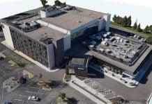 3DR Site Scan Oblique Building Scan