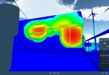 Insite Analytics heatmap