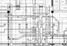 Building services plan