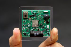 Synthetic sensor board