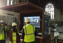 Skanska digital resource station