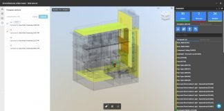Autodesk BIM 360 Docs Model Compare