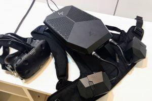 HP Z VR Backpack PC