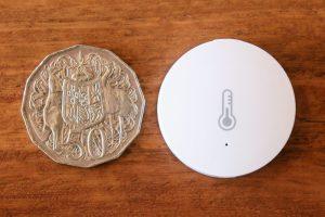 Xiaomi temperature sensor